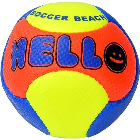 Hello Mini pelota de playa 13 cm - Pelota Deportivo Infantil de ...
