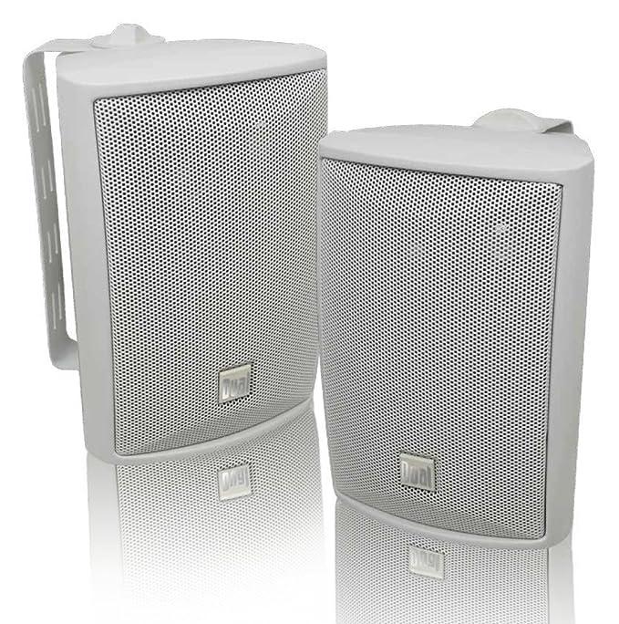 Amazon.com: Dual Electronics LU43PW 4 inch 3-Way High Performance ...