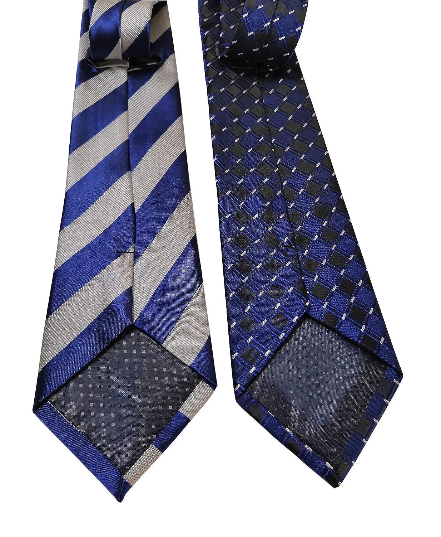 la mejor opci/ón para regalo del padre regalo para novio 6 estilos Vellede Corbata de hombre