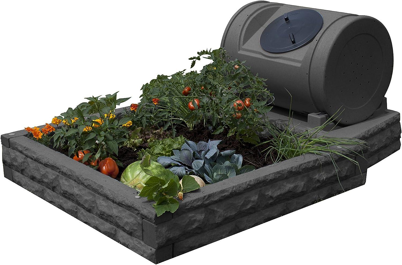 Good Ideas GW-RBGH-DAR Garden Wizard, Dark Granite