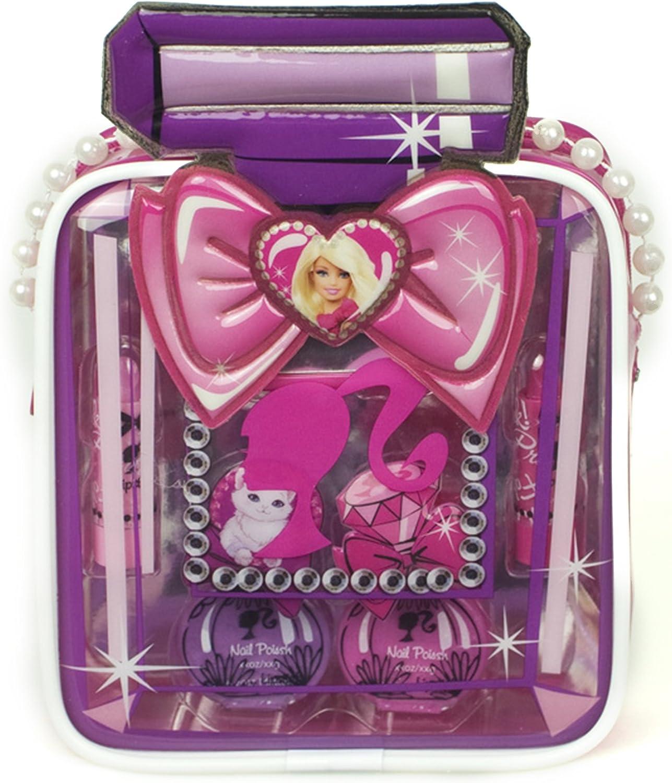 Barbie – Estuche 7 productos de maquillaje: Amazon.es: Belleza