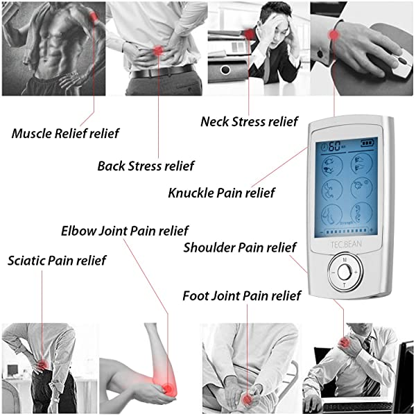 TENS units are used for many conditions of Pain