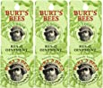 Burt's Bees Natural Res-Q Ointment 软膏,15g,0.6盎司(3个装)