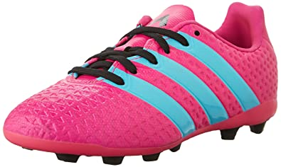 f893b5e42bd adidas Performance Ace 16.4 FxG Girls Soccer Cleat (Toddler Little Kid Big  Kid
