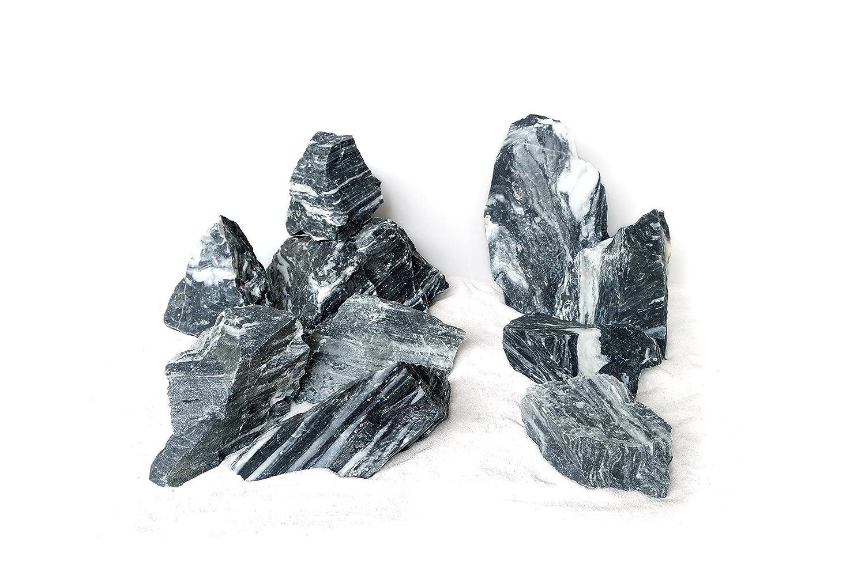 Haquoss Zembaya Stone, Roccia Naturale per Acquario, Aquascaping Aquarialand