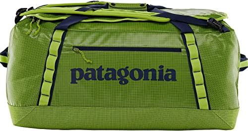 Patagonia Black Hole 70L Duffel Bag Peppergrass Green