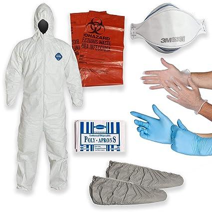 Amazon.com: DuPont Kit de limpieza multiusos: Tyvek TY127 ...