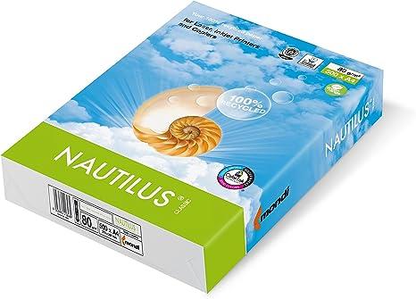 Amazon.com: Mondi 88032442 Nautilus Classic - Papel ...