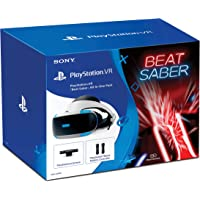 Sony ASIA00346 PlayStation VR Beat Saber All-in-One Pack