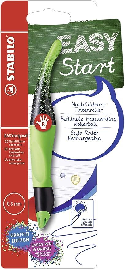 Tintenroller Rechtshänder EASYoriginal Graffiti Edition Magenta inkl Patrone