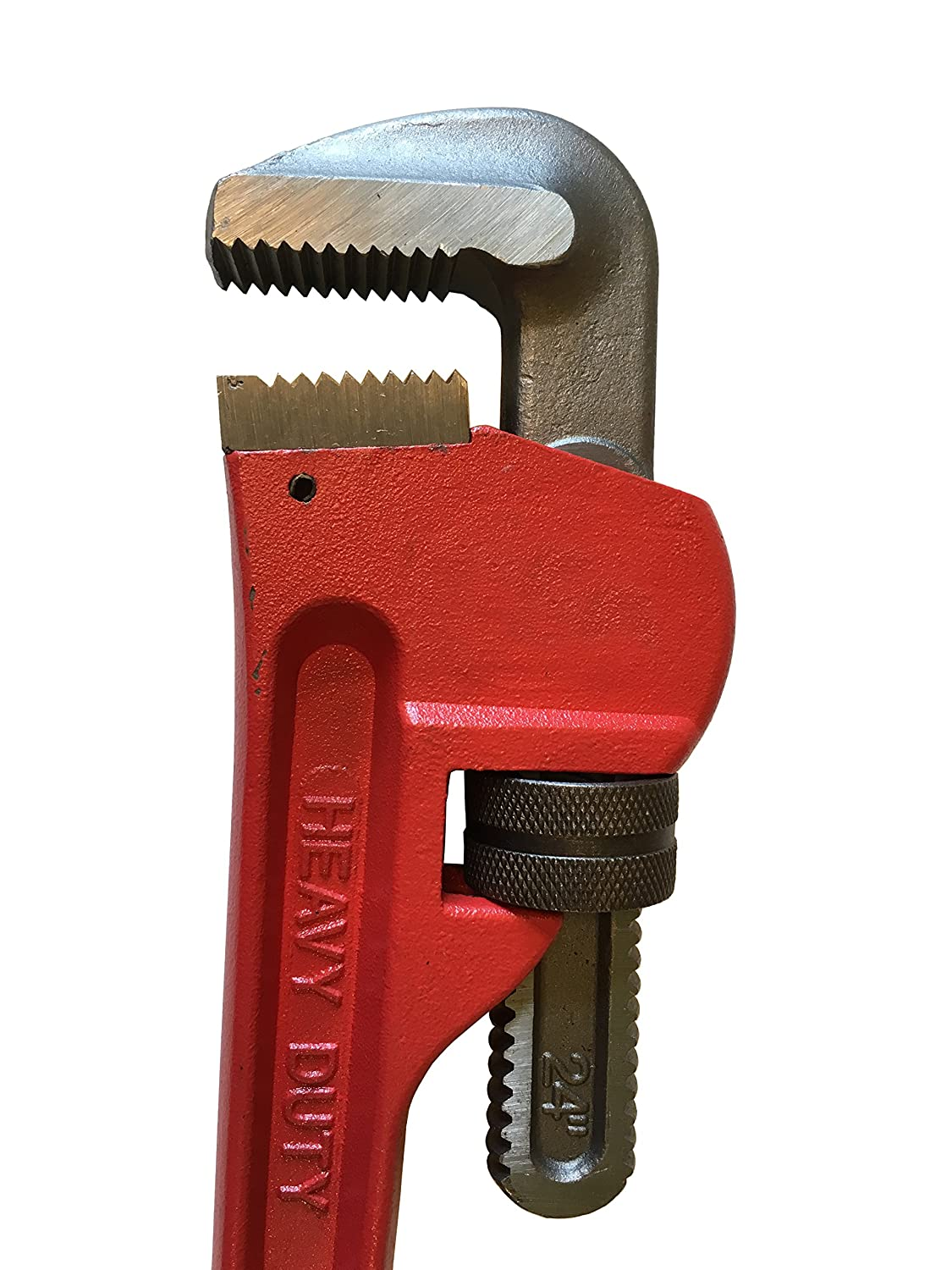 Heavy Duty Pipe Wrench Gripping Pipe Diameter 4 Handle 36 WT-2206