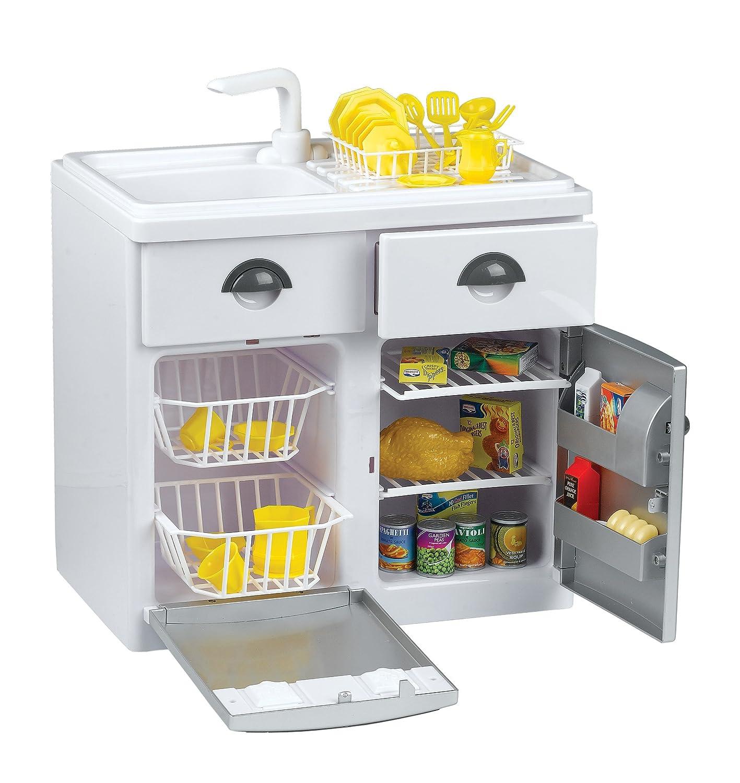 Miniature Dishwasher Amazoncom Toy Electronic Sink Unit Toys Games