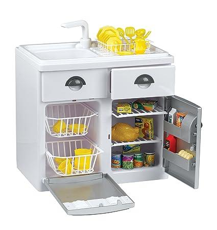 Amazon.com: Juguete electrónico fregadero unidad: Toys & Games