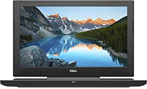"Dell G5587 G5 15 5587 Laptop: Core i5-8300H Processor, 16GB RAM, NVidia GTX 1060, 256GB SSD+1TB HDD, 15.6"" Full HD"