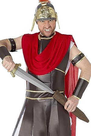 Smiffys Déguisement Homme, Épée romaine, avec fourreau, 50 cm, 22466 ... 02c858a1ed4