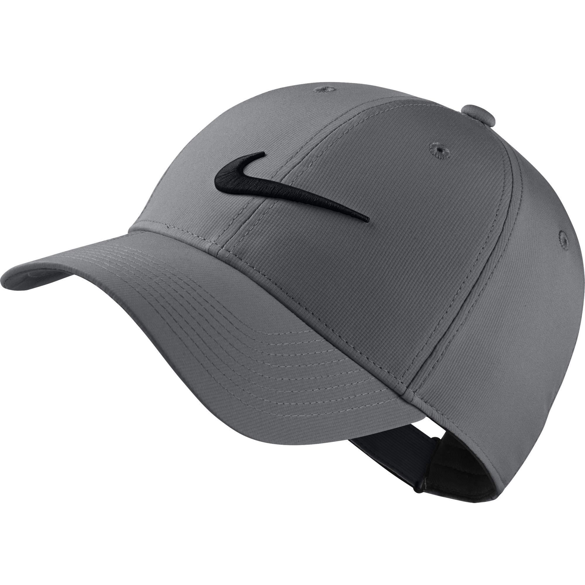 Nike L91 Tech Cap, Dark Grey/Anthracite/Black, Misc