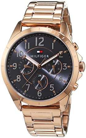 Tommy Hilfiger 1781606 Damenchronograph in Roségold