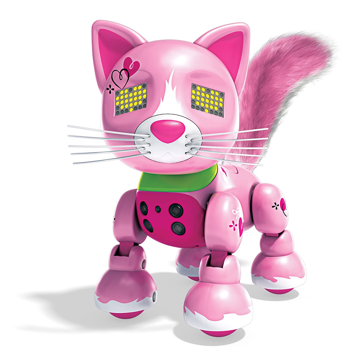 Amazon Zoomer Meowzies Arista Interactive Kitten with