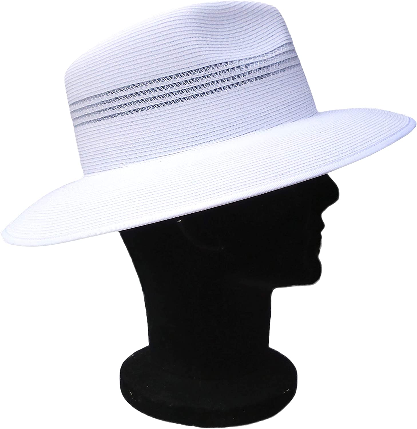 Acclaim Kalgoorlie International Cricket Umpires Hat With The Stay Put Headband /& White Hat Carrying Bag