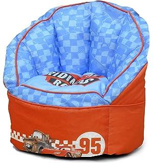 Disney Cars Toddler Bean Bag Chair Red