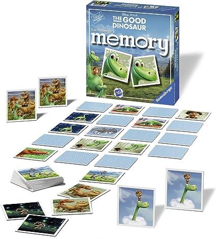 Ravensburger The Good Dinosaur - Memory, Juego de Mesa 211784: Amazon.es: Juguetes y juegos