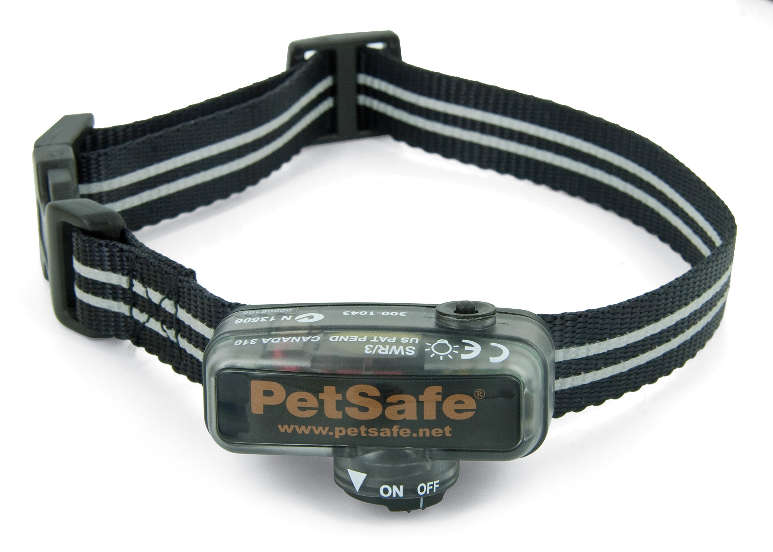 PetSafe Elite Little Dog In-Ground Fence Receiver Collar, for Dogs over 5lb, Waterproof with Tone and Static Stimulation by PetSafe