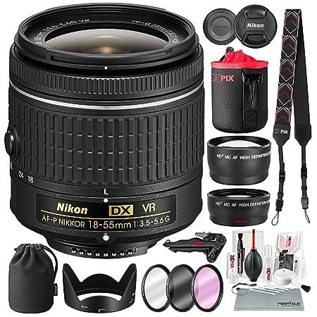 Review Nikon AF-P DX NIKKOR