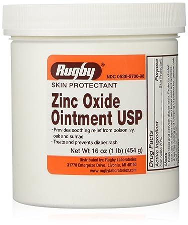 Transparent zinc oxide