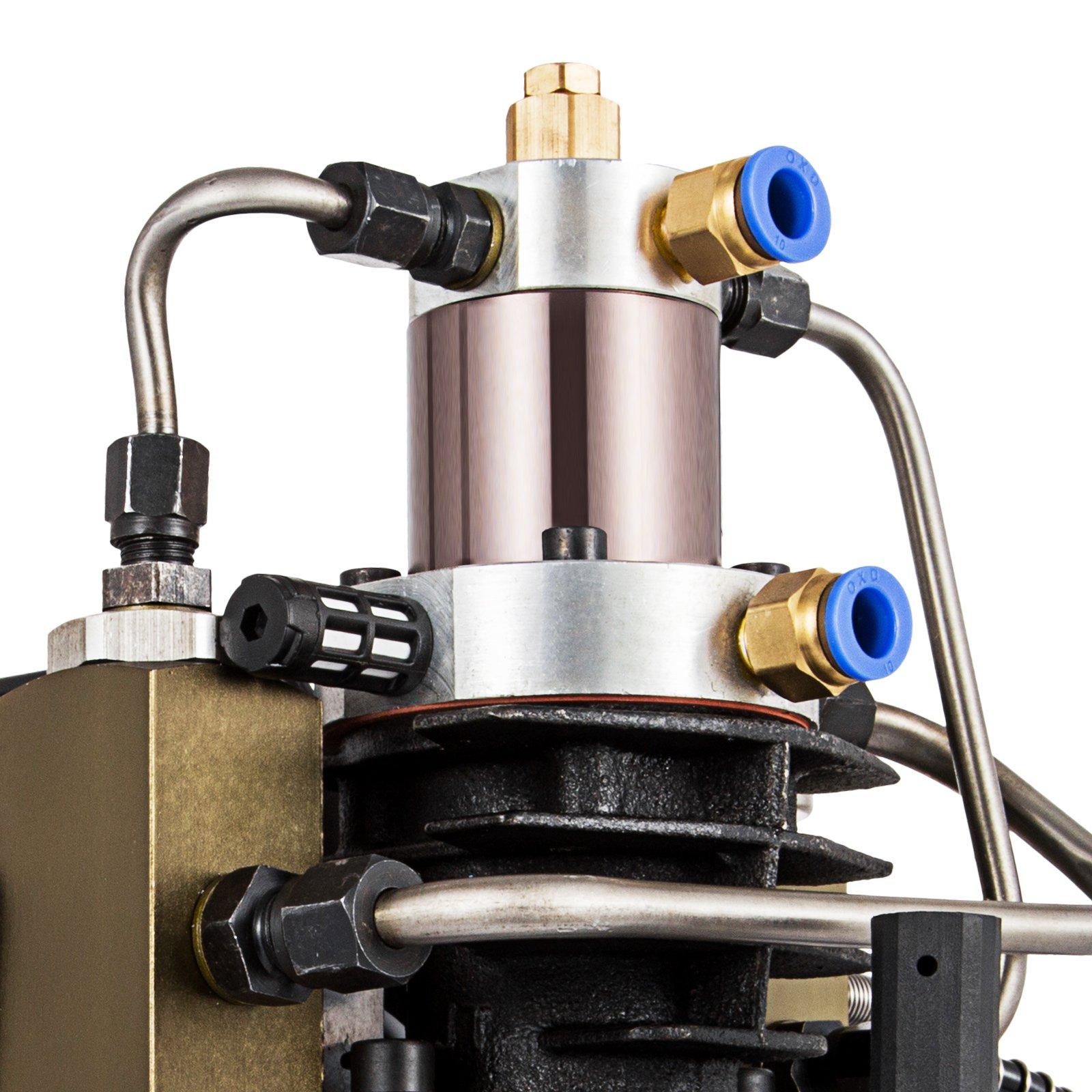 VEVOR High Pressure Air Pump 110V 30Mpa Air Compressor Electric Air