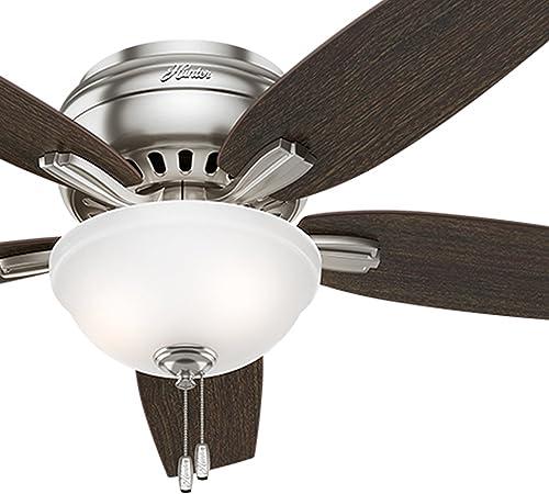 Hunter Fan 52 inch Hugger Ceiling Fan
