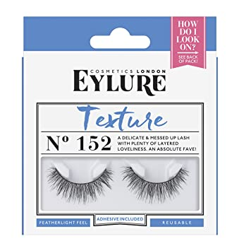 b56db2e8335 Eylure Texture Lashes- No.152: Amazon.co.uk: Beauty