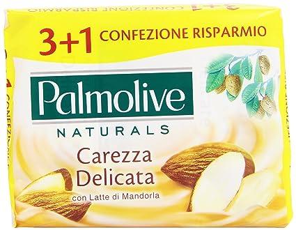 Palmolive – Jabón de Toilette, Carezza delicado con leche de almendra – 360 g 4