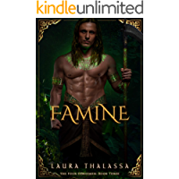 Famine (The Four Horsemen Book 3) book cover