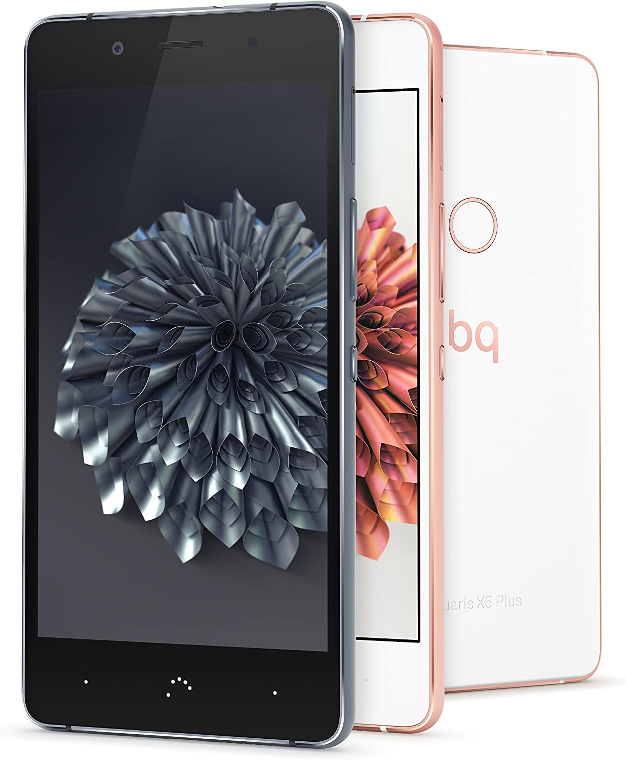 BQ Aquaris X5 Plus - Smartphone de 5in (4G LTE, Qualcomm ...