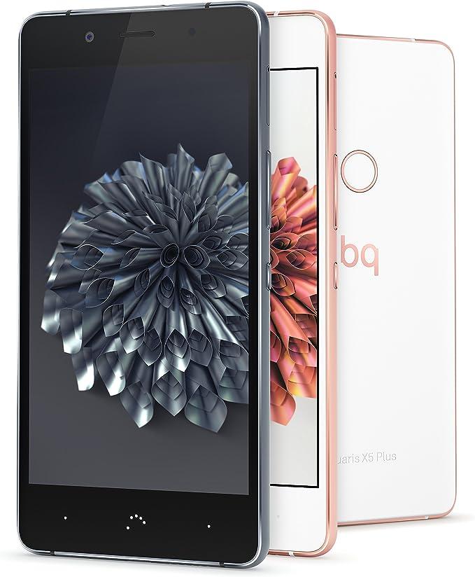 BQ Aquaris X5 Plus - Smartphone de 5in (4G LTE, Qualcomm ...
