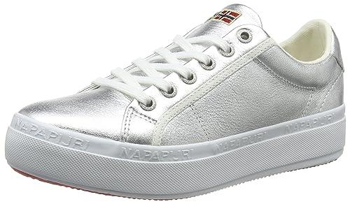 ab34c3d2bebd24 Napapijri Footwear Damen Astrid Sneaker  Amazon.de  Schuhe   Handtaschen