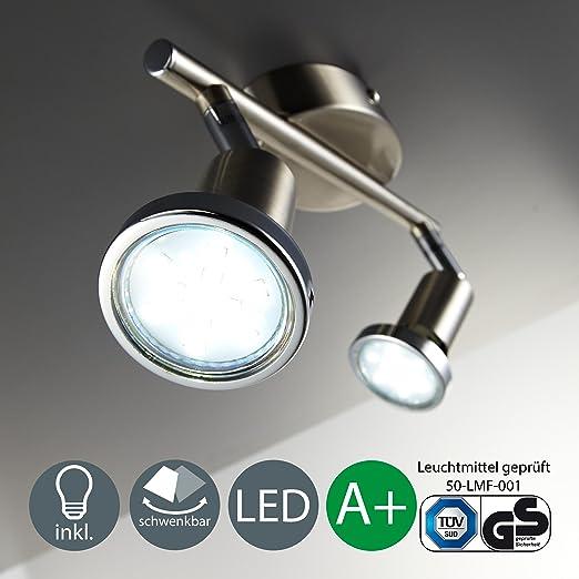 35 opinioni per Faretti spot LED in metallo   Lampadine LED moderne 3W   Illuminazione