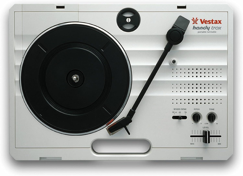 Vestax Handytrax - Tocadiscos móvil: Amazon.es: Electrónica