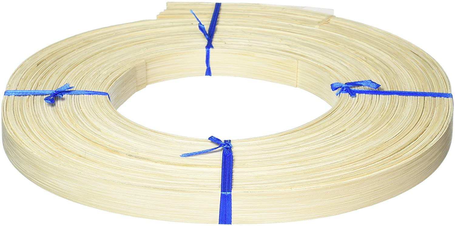 Commonwealth Basket Flat Reed 3/4-Inch 1-Pound Coil, Approximately, 90-Feet 34FC