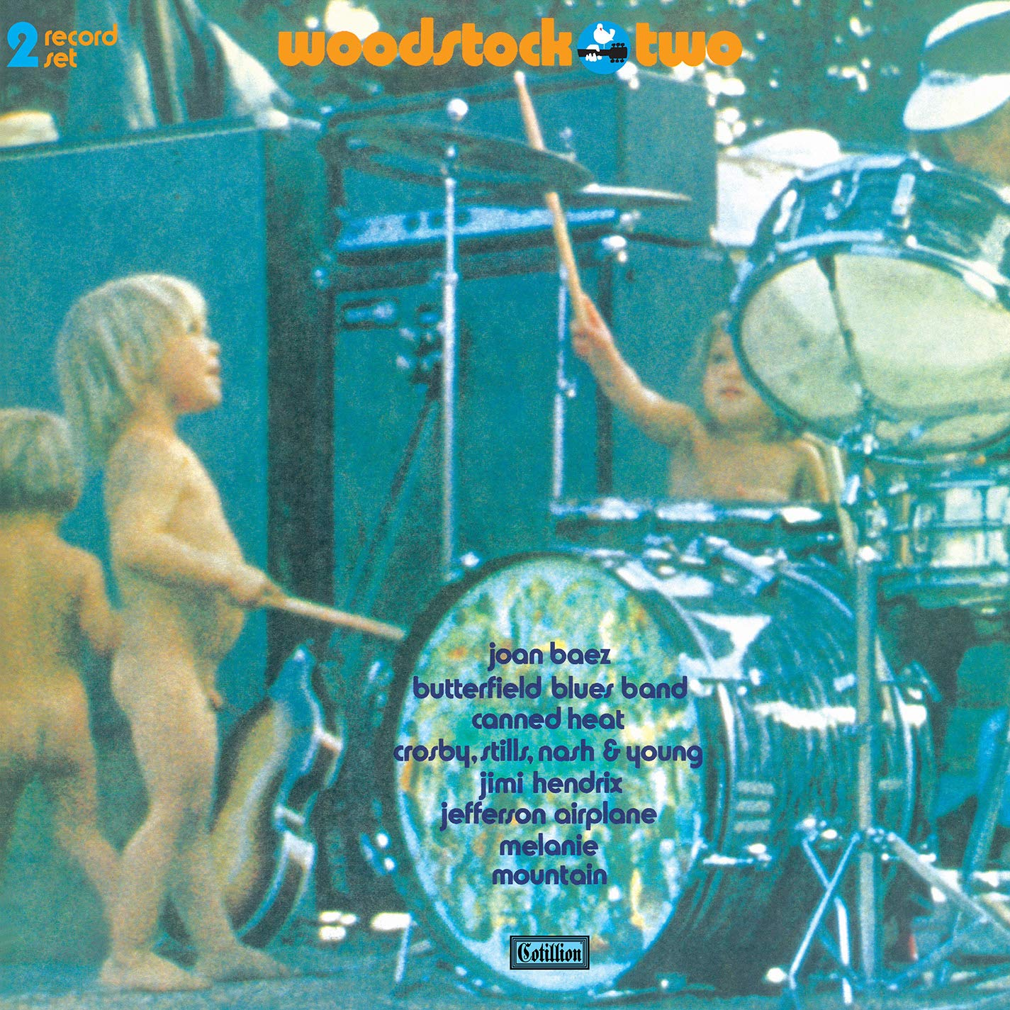 Woodstock Two (2LP)
