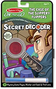 Melissa & Doug Case of the Slippery Flippers