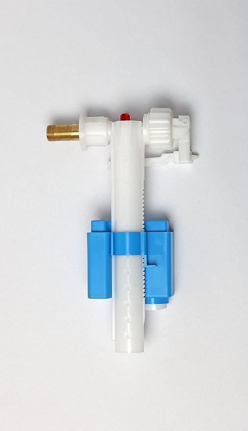 Válvula de flotador universal para cisternas de plástico y cerámica. Gratis filtro de agua: Amazon.es: Bricolaje y herramientas