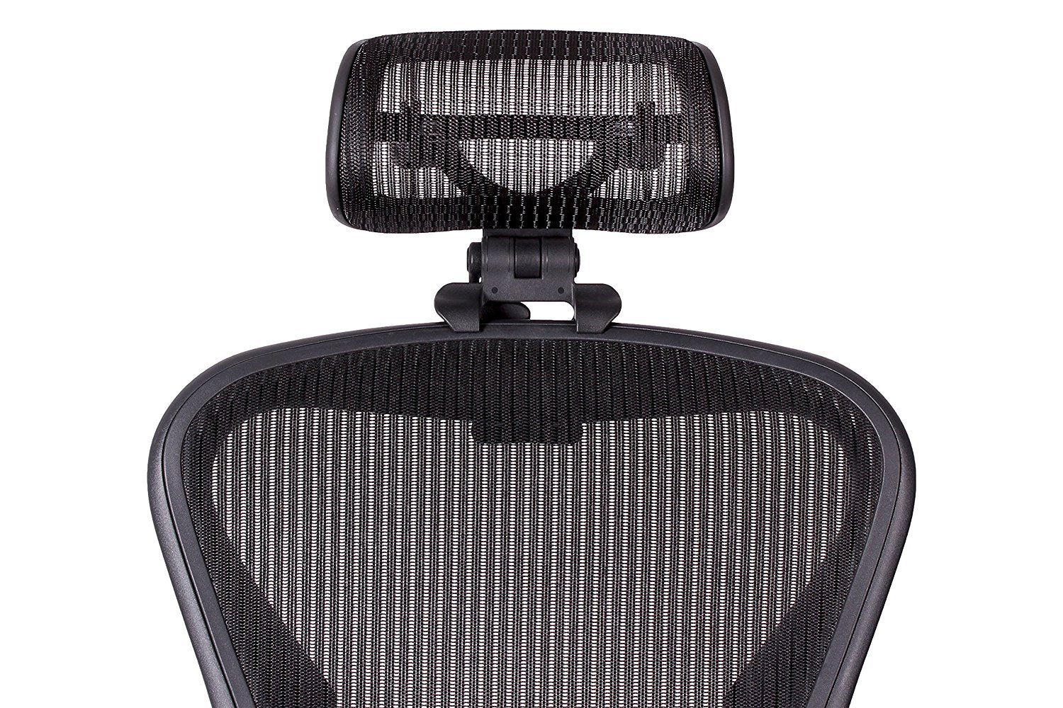 Quick Attach Ergonomic Posture Corrector Enjoy Adjustable Headrest Compatible for Herman Miller Aeron Series Office Chairs Improves Neck Alignment and Seated Comfort