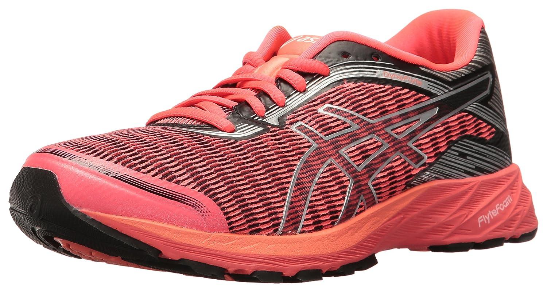 ASICS Women's Dynaflyte Running Shoe B01GSTJM7I 8.5 B(M) US|Diva Pink/Silver/Black