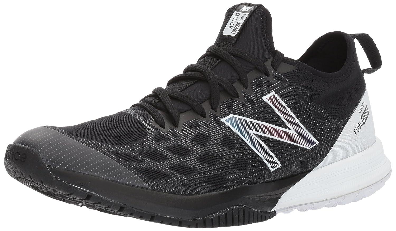 New Balance Mxqikv3, Zapatillas de Running para Hombre 42.5 EU|Negro (Black/White)