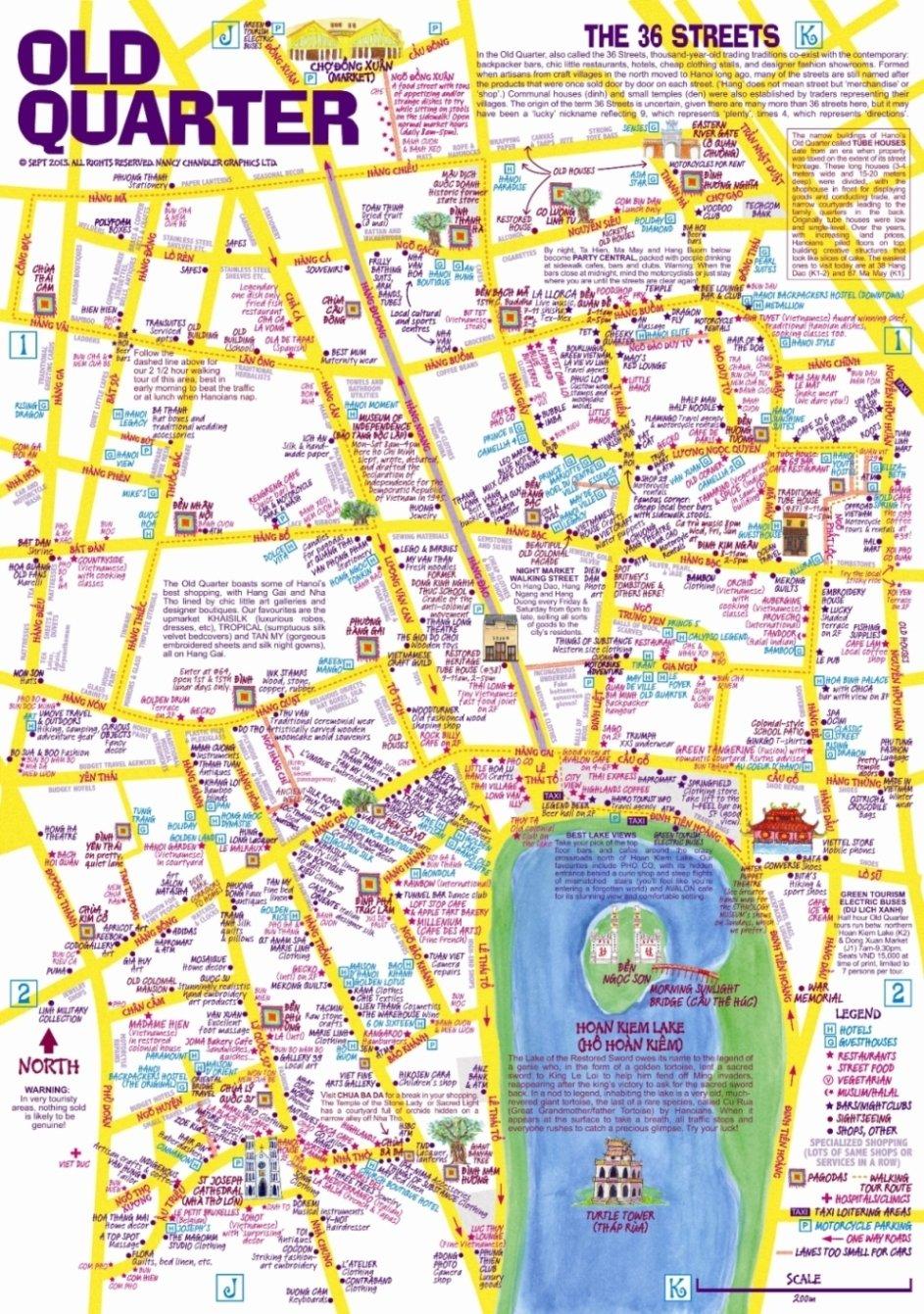 NANCY CHANDLER MAP OF CHIANG MAI DOWNLOAD