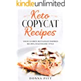 Keto Copycat Recipes: Your Favorite Restaurant-Inspired Recipes, in Ketogenic Style