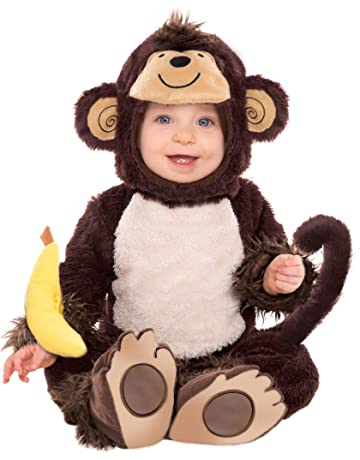 f5ece14e Christy's Toddlers Monkey around Costume (12-18 Months)