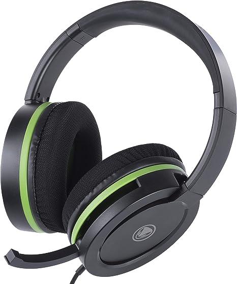 Snakebyte Set X Pro Diadema Negro, Verde - Auriculares con ...
