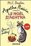 Le Noël d'Agatha - nouvelle inédite Agatha Raisin : Gare au pudding ! (French Edition)